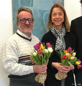 Die Weitblick-Lotsen Hans-Dieter Tillemanns und Judith Müller leiten das neue Weitblick-Büro Wipperfürth.