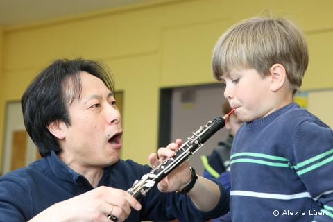Tag der offenen Tür an der Musikschule