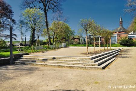 Neugestaltung des Klosterbergs